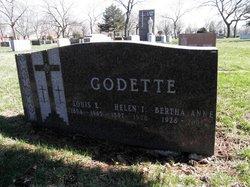 Bertha Anne Godette
