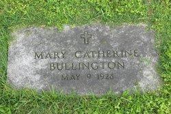 Mary Catherine <i>Alexander</i> Bullington