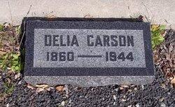 Delia <i>Kline</i> Carson