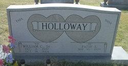 William Charles Buddy Holloway, Sr