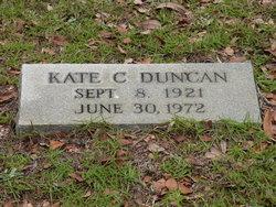 Kate C. Duncan