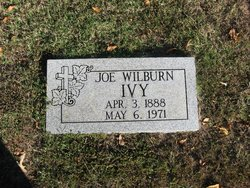 Joseph Wilburn Joe Ivy