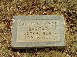 Carolyn Joyce Bargar