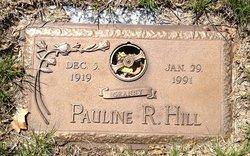 Pauline R Hill