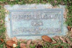 Frances <i>Bryant</i> Bosworth