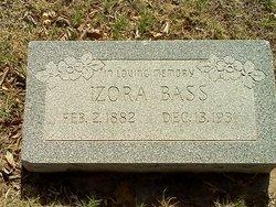 Izora J <i>Sayers</i> Bass