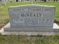 Marjorie E. <i>Shorten</i> McNealy