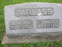 Catherine <i>More</i> Barlass