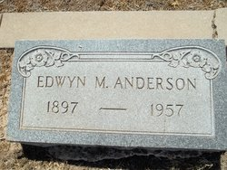 Edwyn Monroe Anderson