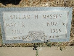William Hez Massey