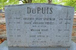 Ellen Adelaide <i>Peeples</i> DuPuis