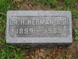 Dr Herman H. Ash