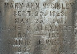 Jane Cree <i>Stitt</i> Alexander