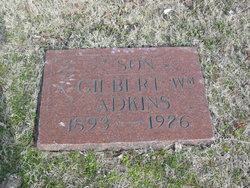Gilbert William Adkins