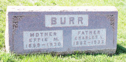 Charlie Burr
