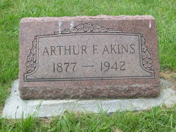 Arthur F Akins
