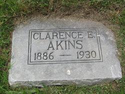 Clarence R Akins