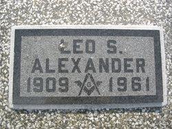 Leo S Alexander