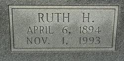 Ruth Hucks Allen