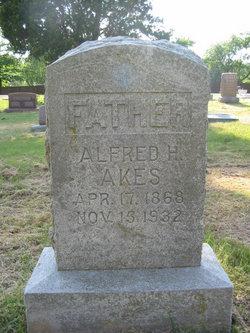 Alfred H Akes