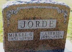 Mikkel G. Jorde