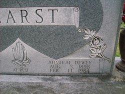 Admiral Dewey Hearst