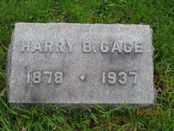 Harry Banks Gage