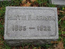 Hattie M. Harrison