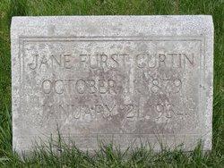 Jane Watson <i>Furst</i> Curtin