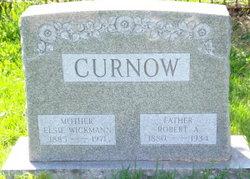 Elsie <i>Wickman</i> Curnow