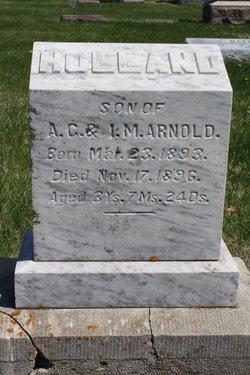 Holland Arnold