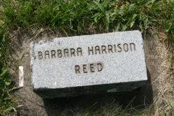 Barbara <i>Harrison</i> Reed