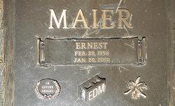 Ernest Donald Maier