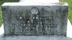 PFC Louis Cormier