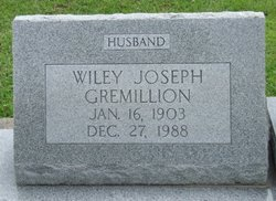 Wiley Joseph Gremillion