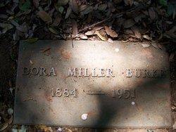 Dora <i>Miller</i> Burke