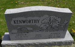 Margaret Juanita Juanita <i>Runnells</i> Kenworthy