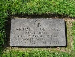 Michael J Genevase