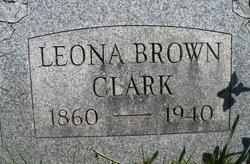 Leona Brown Clark