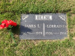 Lorraine <i>Campbell</i> Beene