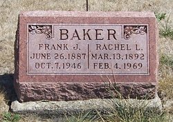 Rachel Lucille <i>Felt</i> Baker