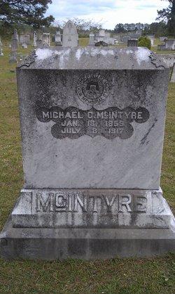 Michael Carmichael McIntyre