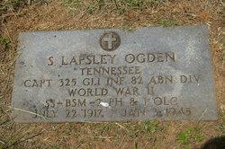 Capt Samuel Lapsley Ogden
