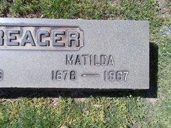 Matilda Tillie <i>Hass</i> Kreager