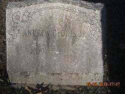 Andrew Geddis, Jr