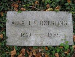Alexander T S Roebling