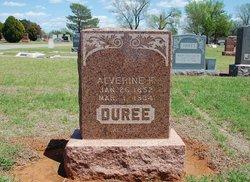 Alberine F. Duree