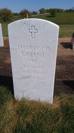 Sharon Denise Greene