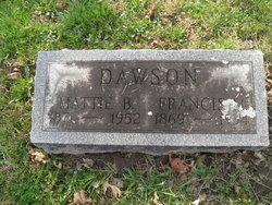 Mattie B Dawson