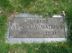 Arba Roy Watkins